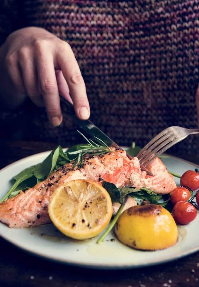 Easy Baked Salmon Recipe (1)