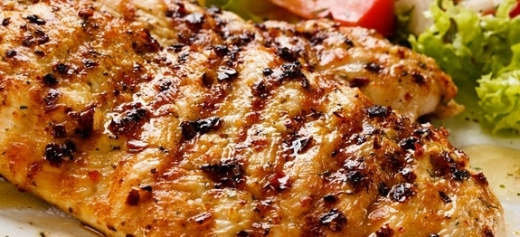 Quick And Easy George Foreman Grill Chicken Recipe