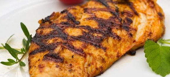 Easy Unbelievable Grilled Chicken Breast Recipe