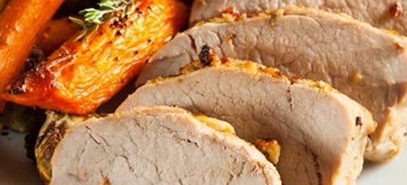 Easy Honey Dijon Pork Tenderloin | Easy Recipe Depot