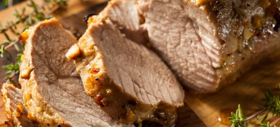 Easy Slow Cooker Pork Tenderloin Recipe