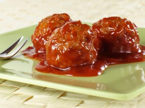Easy Cocktail Meatballs Recipe