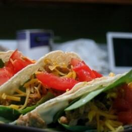 Turkey Tacos Picadillo