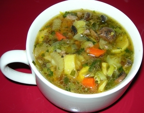 Easy winter vegetable soup recipe easy recipe depot for Winter soup recipes easy