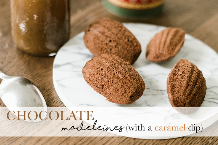Your holiday menu needs more chocolate. And caramel. Heck, why don't you just cover it with desserts - your sweet tooth will thank you later.