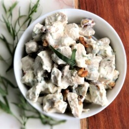Easy Chicken Salad Recipe_1