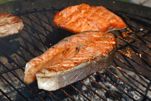 Easy Grilled Salmon (1)