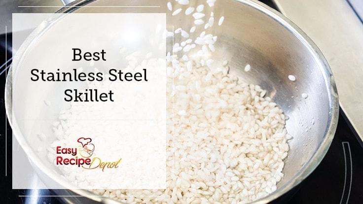 best-stainless-steel-skillet