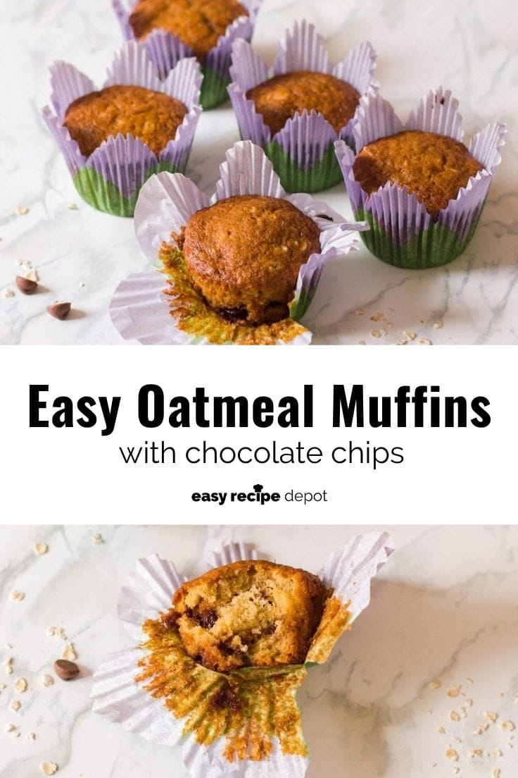 The best oatmeal muffins.