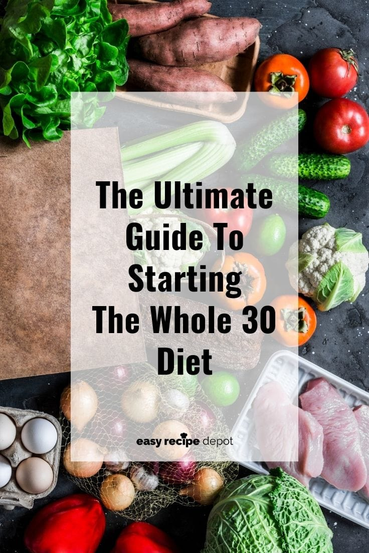 The ultimate guide to starting the Whole30 diet.